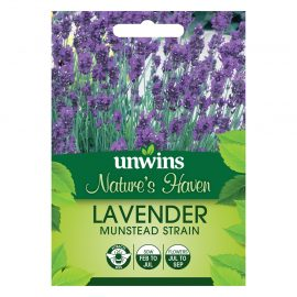 Unwins Nature's Haven Lavender Munstead Strain