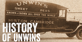 The History of Unwins