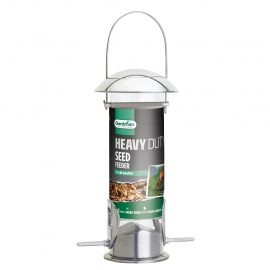 Gardman Heavy Duty Seed Feeder in pack