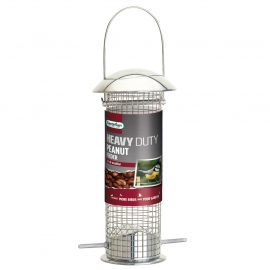 Gardman Heavy Duty Peanut Feeder in pack