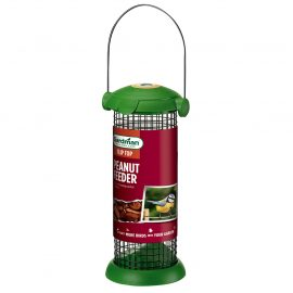 Gardman Flip Top Peanut Feeder