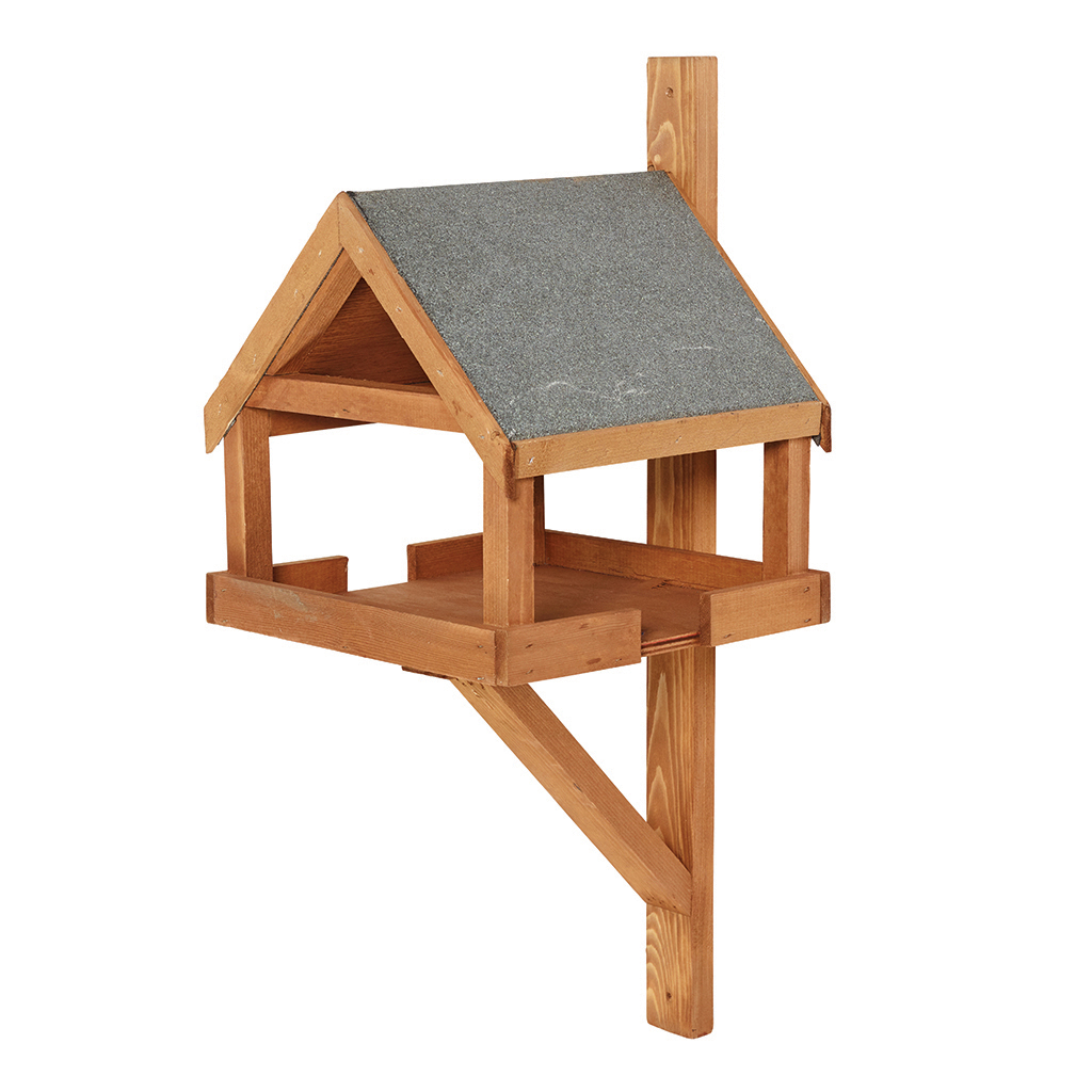 Gardman Wall Mounted Bird Table out of pack