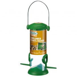 Gardman Flip Top Sunflower Hearts Feeder