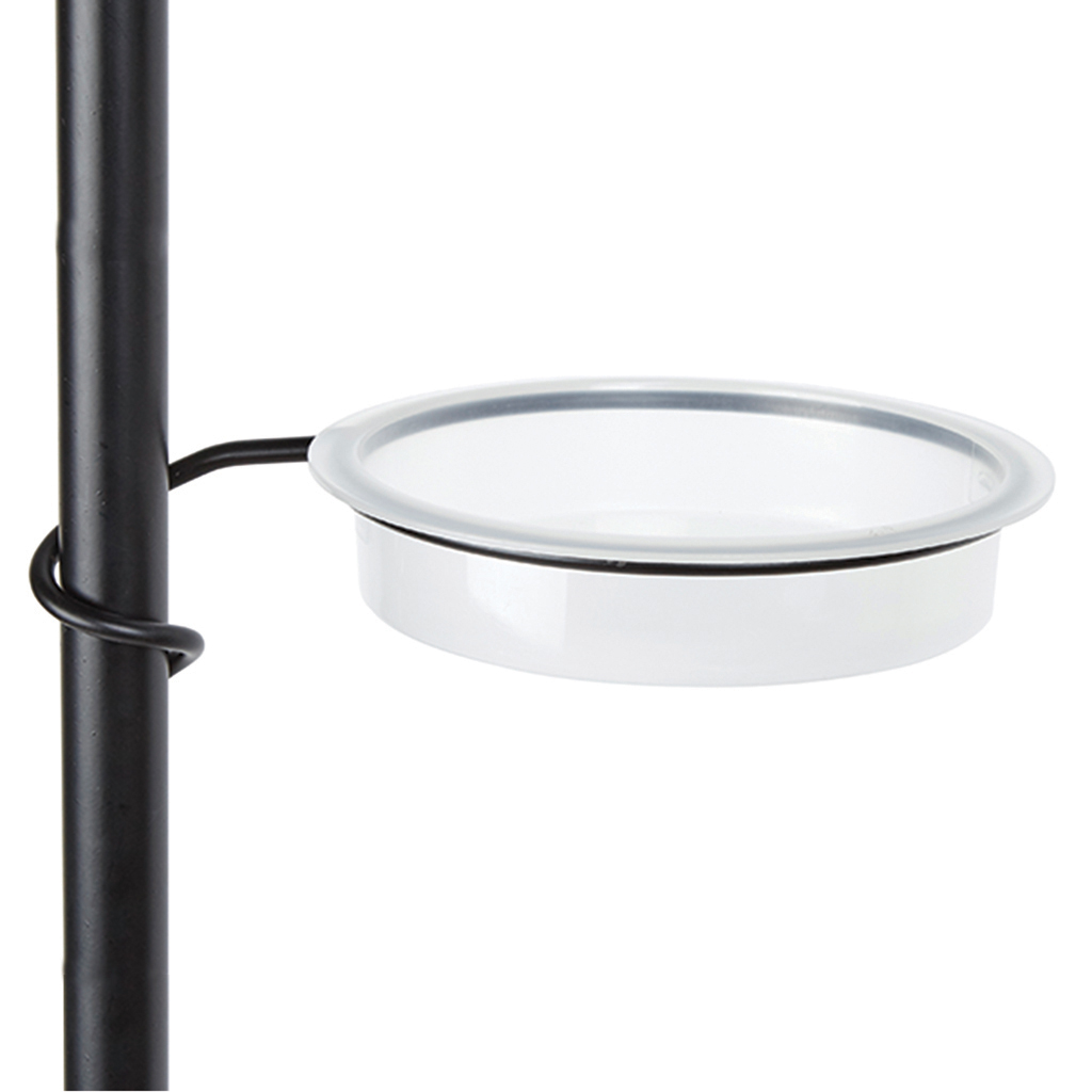 Gardman Feeding Station Bird Bath & Support Ring out of pack