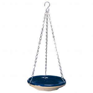 Gardman mini hanging bird bath cut out