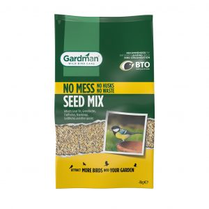 Gardman No Mess Seed Mix