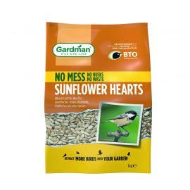 Gardman No Mess Sunflower Hearts