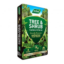 Tree and shrub planting and potting mix