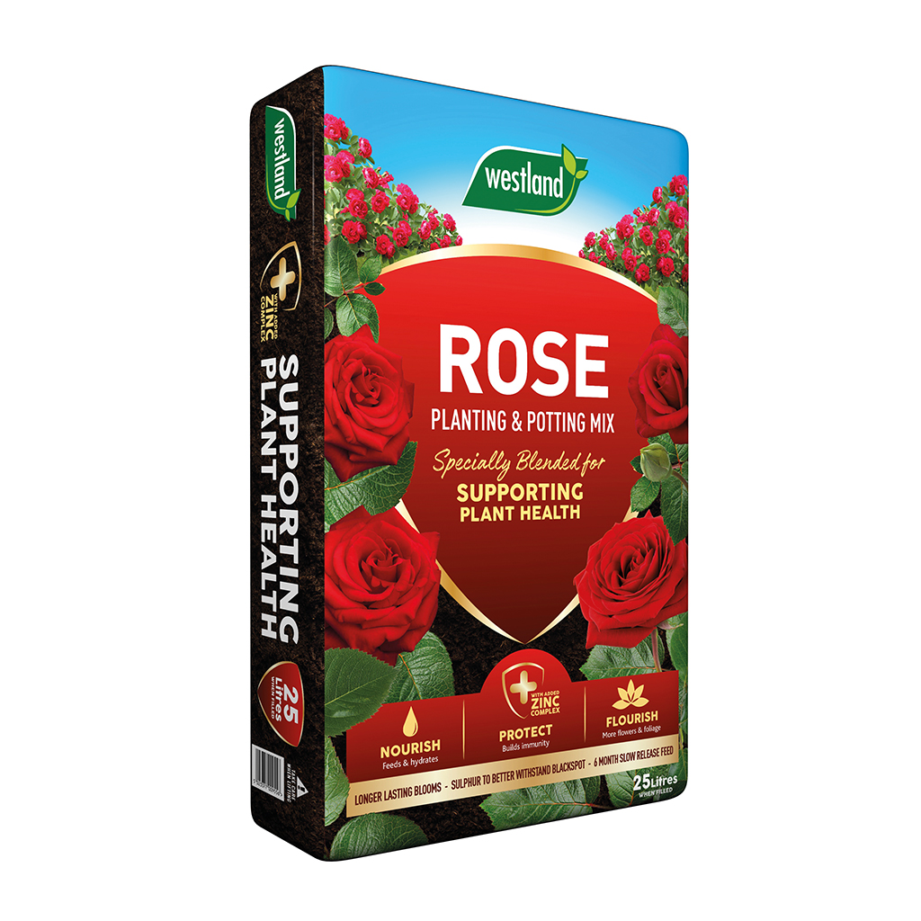rose planting and potting mix 25L