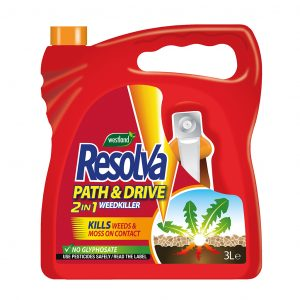 Resolva Path and Drive 3 litre Ready to use