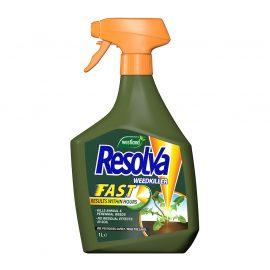 Resolva Fast Weedkiller Ready to Use