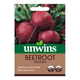 Unwins Beetroot (Round) Monika