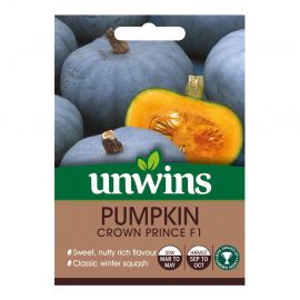 Unwins Pumpkin Crown Prince