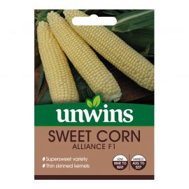 Unwins Sweet Corn Alliance F1