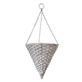 Mountain Grass Effect Hanging Cone