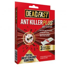 Deadfast Ant Killer Plus Bait Station