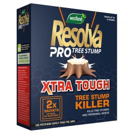 Resolva Pro Xtra Tough Tree Stump Killer Liquid Sachets