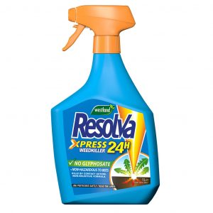 Resolva Xpress Weedkiller 24hr ready to use 1litre