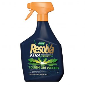 Resolva Xtra No Glyphosate 1litre ready to use