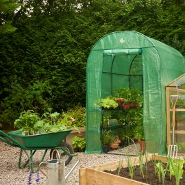 Heavy Duty Walk-In Growhouse Cover