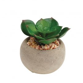 Small Artificial Succulent Pot Plant