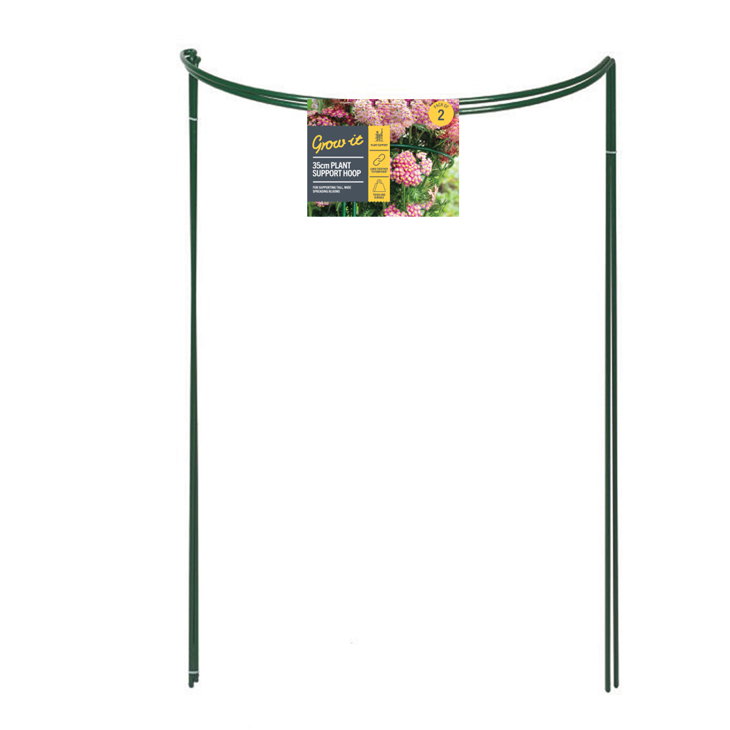plant support hoop in pack