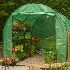 Heavy Duty Poly Tunnel Cover