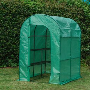 Premium Walk-In Growhouse Cover empty