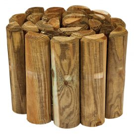 Wooden Log Roll