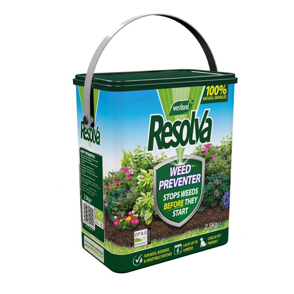 Resolva Weed Preventer Tub