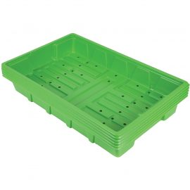standard green seed tray