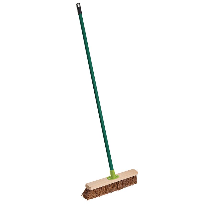 Gardeners Mate Stiff Bassine Yard Broom