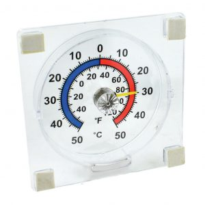 Window Thermometer