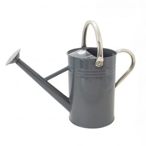 Cool Grey 4.5l watering can Kent & Stowe