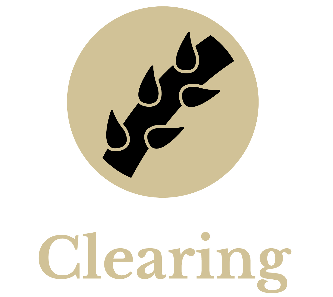 clearing icon