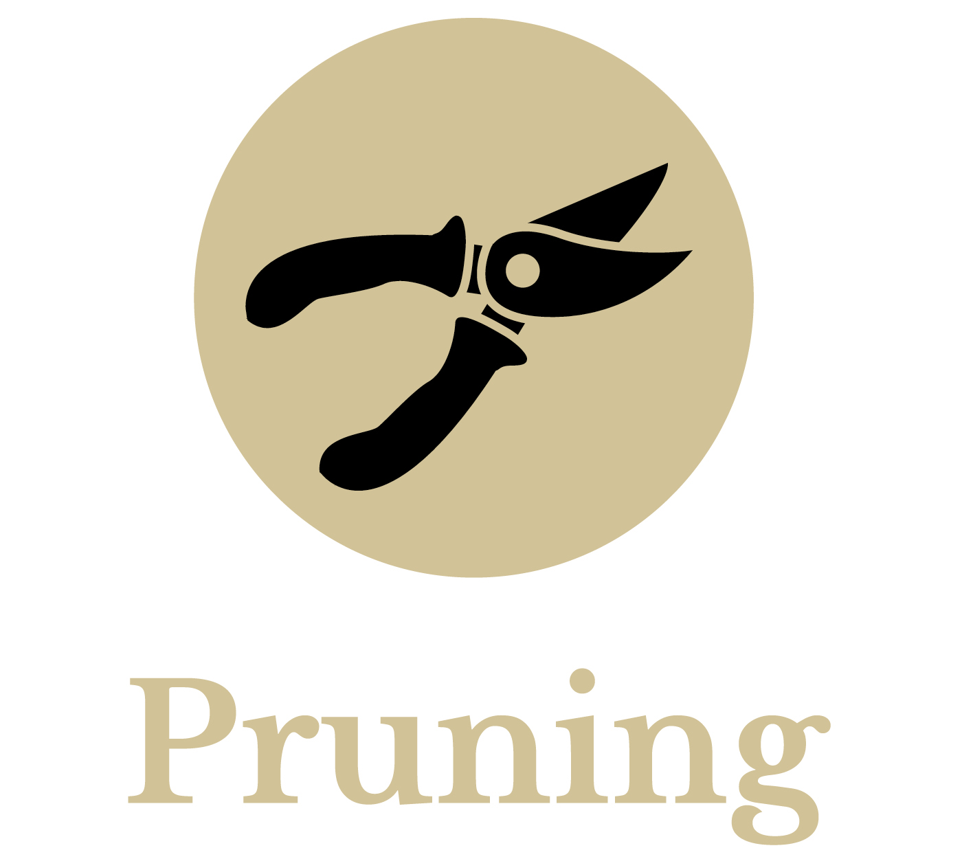 pruning icon