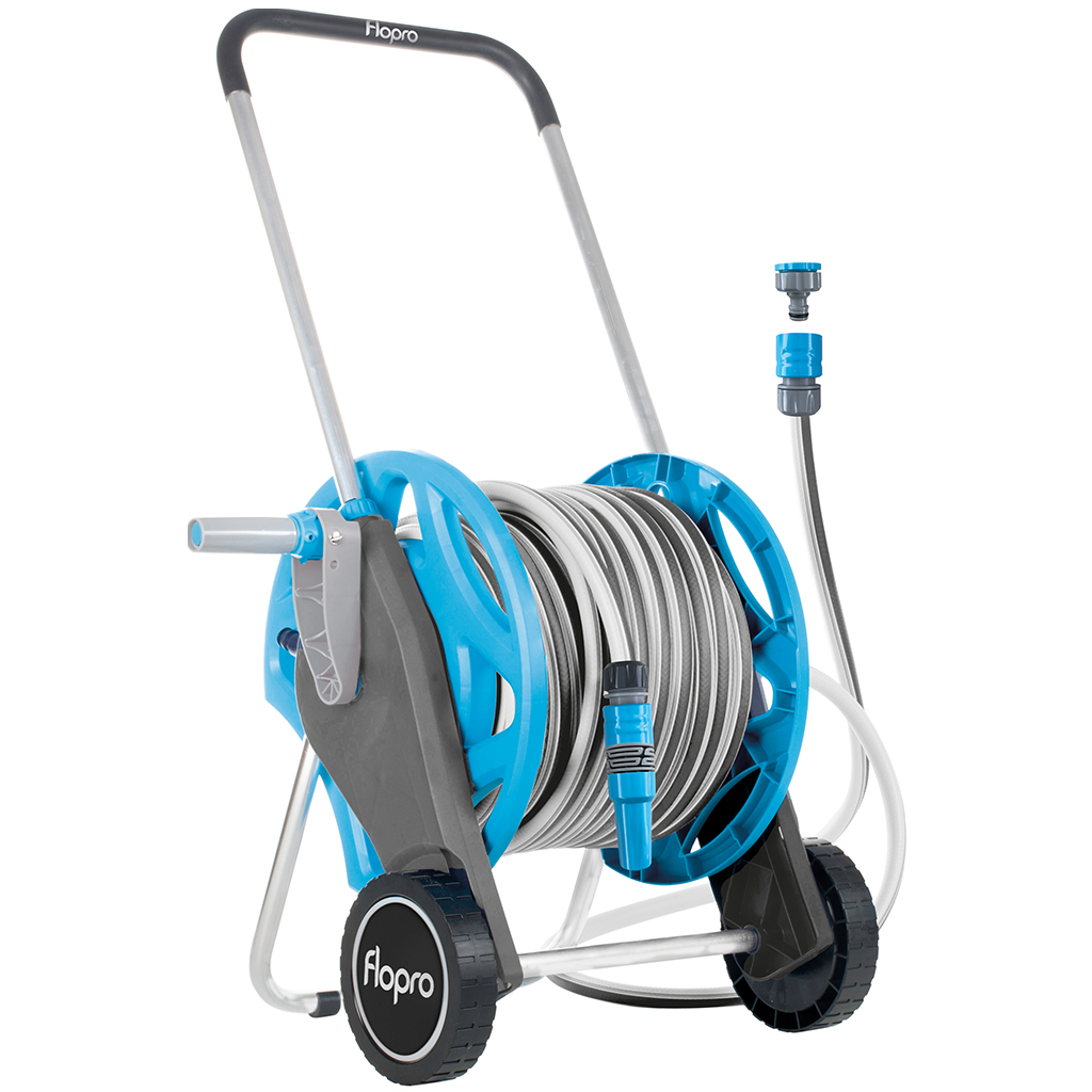 Flopro Hose and Cart System 30m