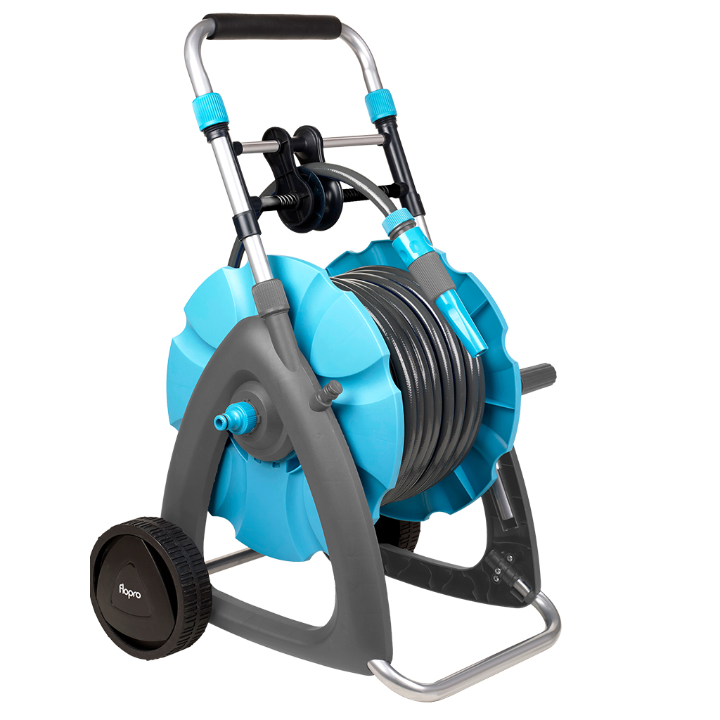 hose and cart system 30m flopro