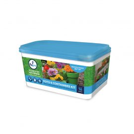 Flopro Plug & Go Pots and Containers Kit