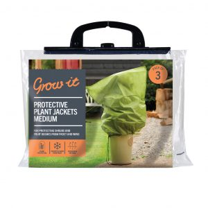 protective plant jackets in pack
