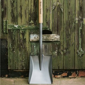 Kent & Stowe Carbon Steel Square Mouth Shovel