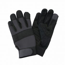 Grey Flex Protect Gloves