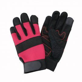 Pink Flex Protect Gloves