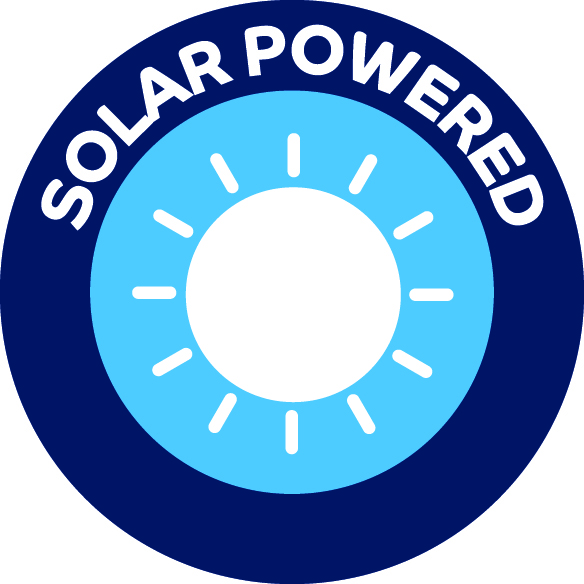 solar powered icon