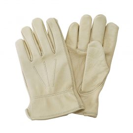 Luxury Leather Water Resistant Gloves