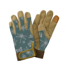 Teal Premium Comfort Gloves