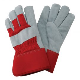 Red Rigger Gloves