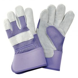 Purple Rigger Gloves