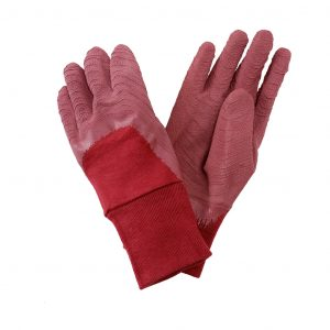 rumba red ultimate all round gardening gloves