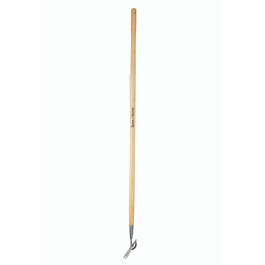 Kent & Stowe Stainless Steel Long Handled Daisy Weeder out of pack